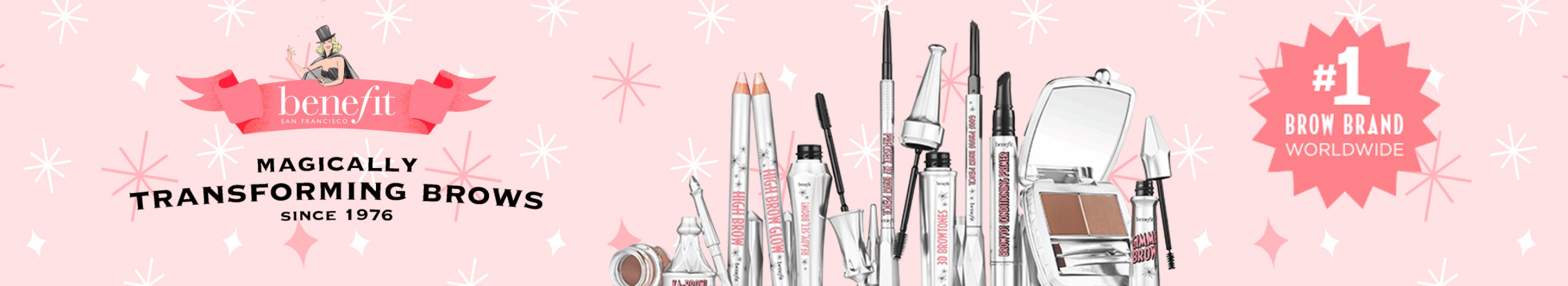 Benefit desktop banner
