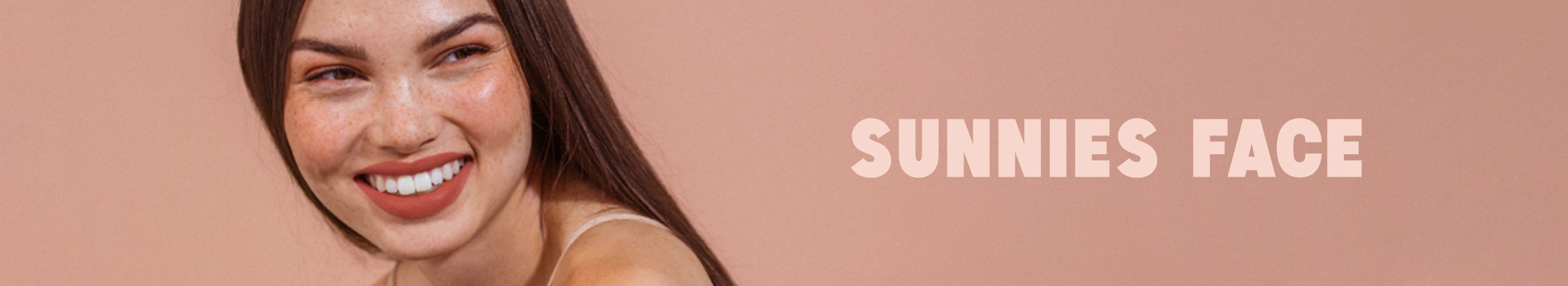Sunnies face desktop banner