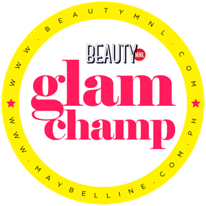 Glam champ icon